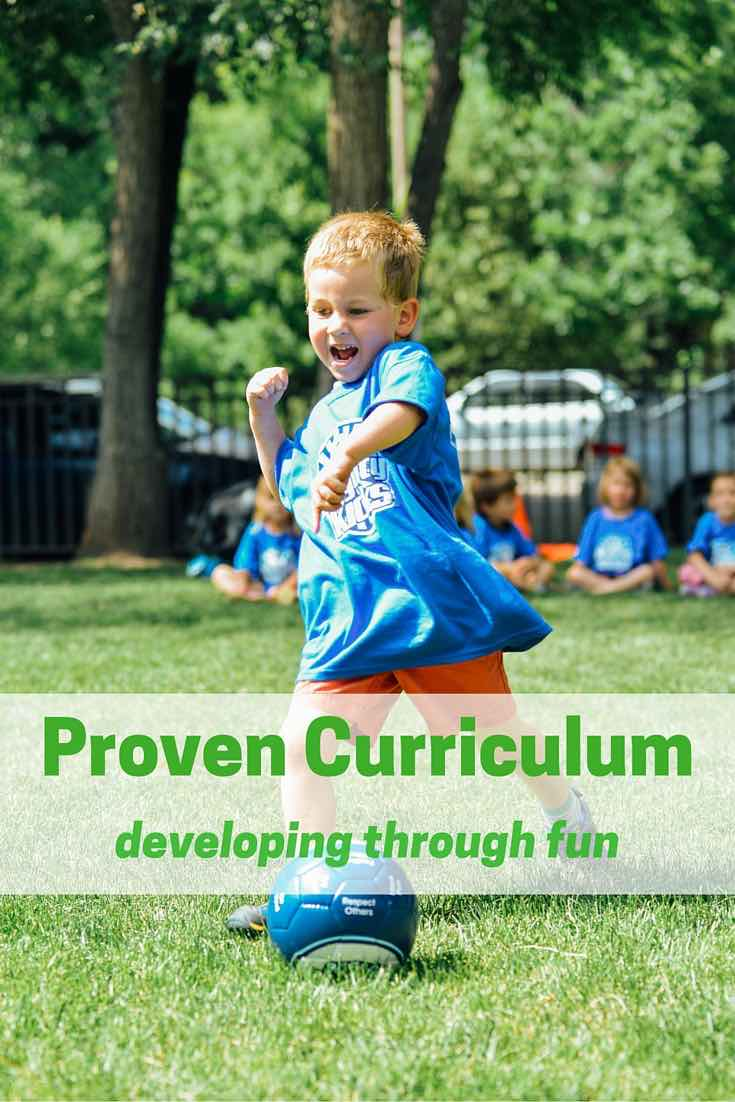 Proven Curriculum | Developing Character thru Soccer