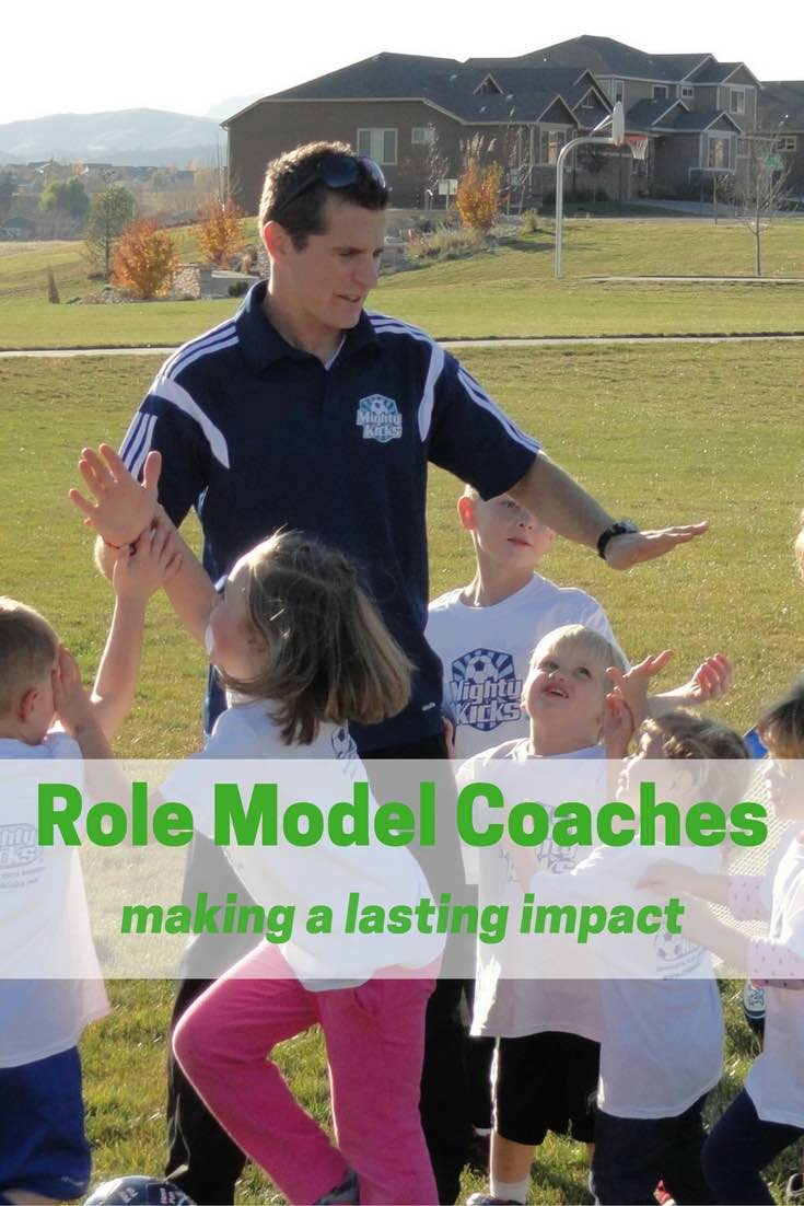 Positive Role Model Soccer Coaches | Mighty Kicks Soccer for Kids