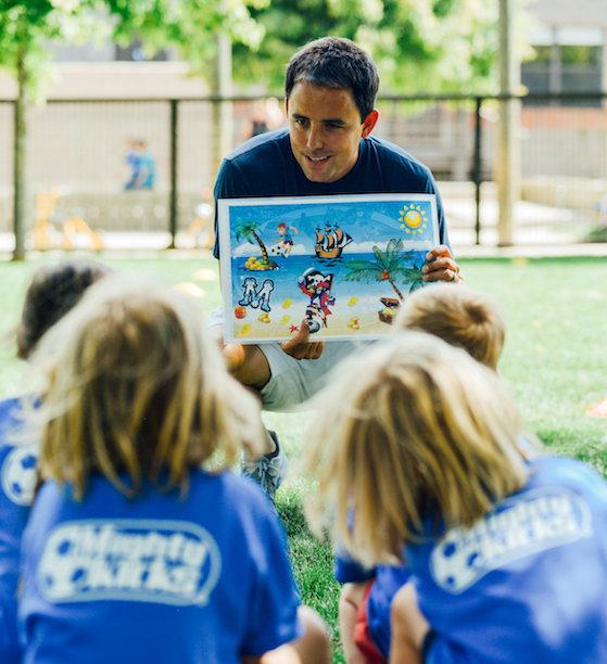 Life Skills Storyboards | Developing Kids thru Mighty Kicks Soccer