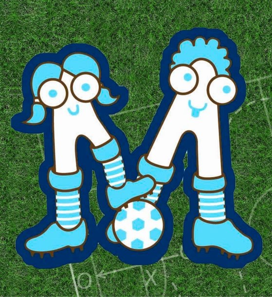 Max and Emma Mascot | Mighty Kicks Soccer Builds Life Skills