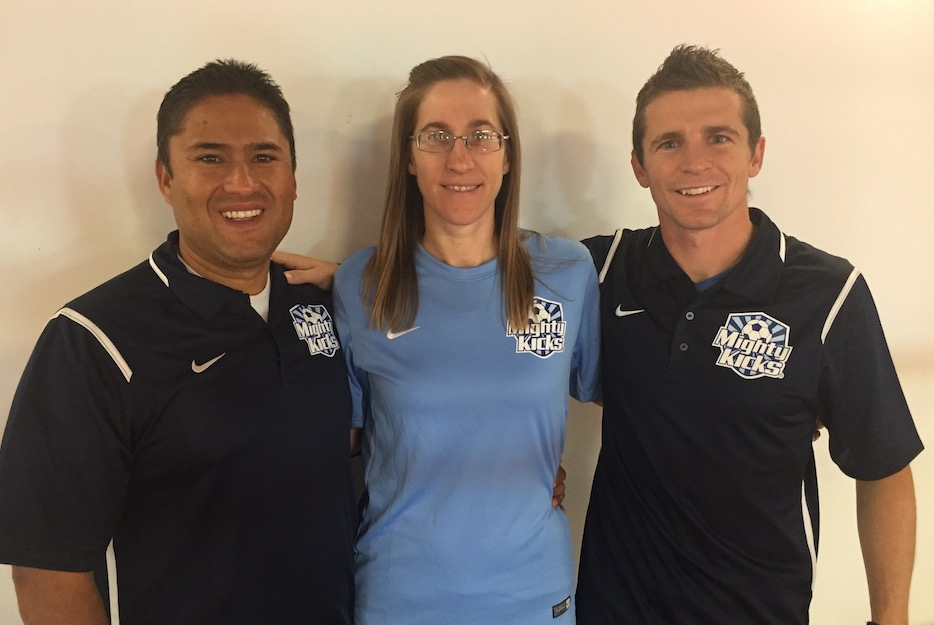 Colorado Springs - Mighty Kicks Soccer Coach and Role Model