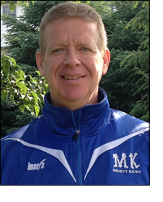 Steve Miller - Mighty Kicks Soccer Coach and Role Model