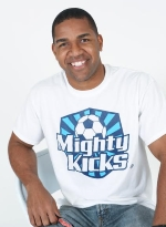 Lyle Martin - Mighty Kicks Soccer Coach and Role Model