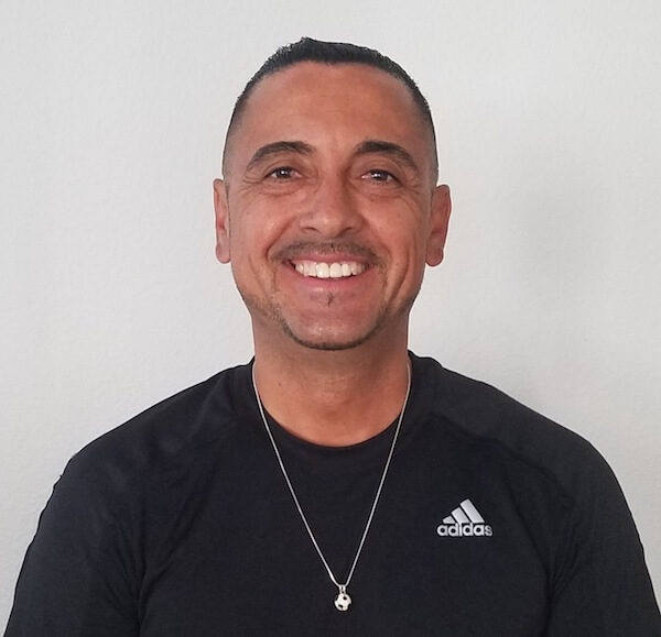 Sal Acevedo - Mighty Kicks Soccer Coach and Role Model